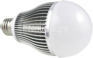 Foco LED 12w Blanco Puro Lateral 1