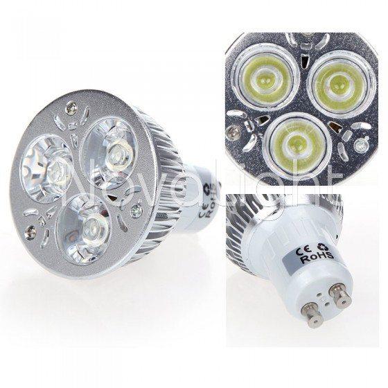 Foco LED 3w GU10 Blanco Vistas