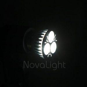 Foco LED 3w Blanco Puro Iluminación