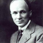 Foto de Josep Round, uno de los pioneros de la electroluminiscencia y posterior tecnología LED