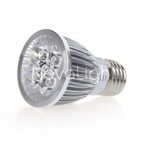 Lampara LED 5w BLanco Portada