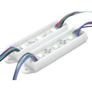 Imagen representativa de los modulos LED