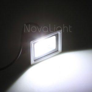 Reflector LED Blanco 10w Luminosidad