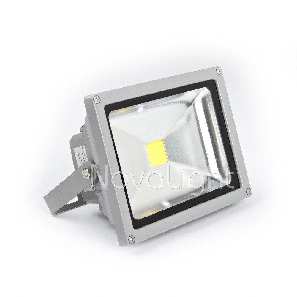 Reflector Led 20w Blanco Puro Novalight