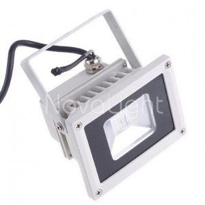 Reflector LED RGB 10w Frontal 2