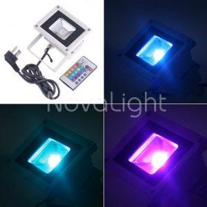 Reflector LED RGB 10w Tonos