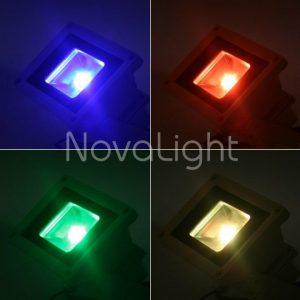 Reflector LED RGB 10w Colores