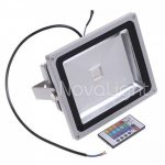 Reflector LED RGB 30w Frontal