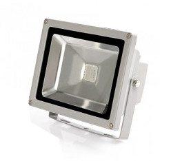 Reflector LED de alta potencia con carcasa metalica
