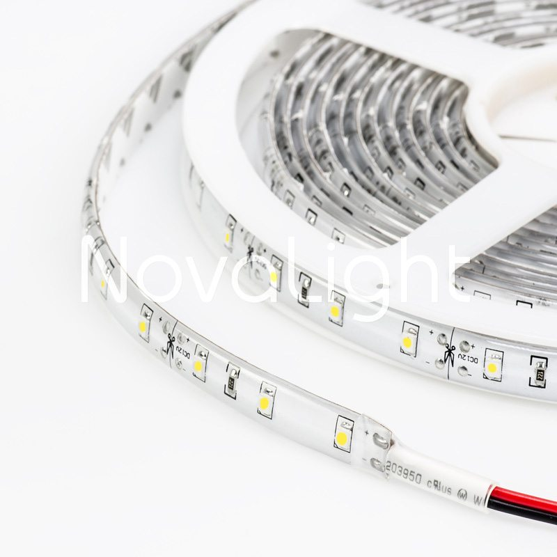 Tira con 300 LED 3528 Monocromática Detalle
