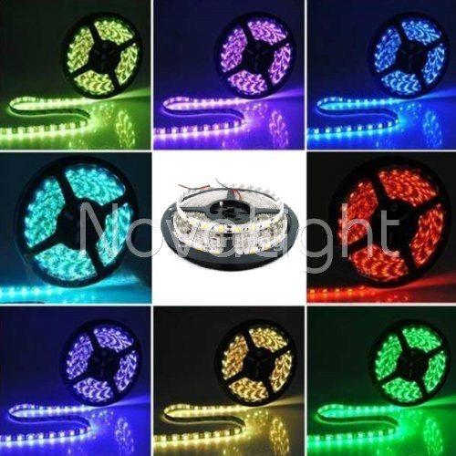 El chip LED 5050 produce gran variedad de tonalidades de color.