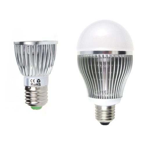 Gama de Lamparas LED Spot Bulbo Industriales