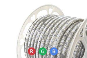 Manguera LED RGB Multicolor 5050 Imagen de Portada