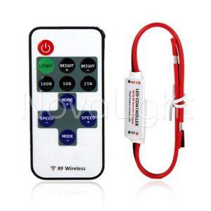 Sistema de control RF Inalambrico para tiras LED