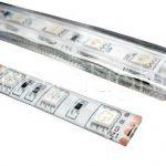 Comparacion entre tira LED de 12v y tira de 120v
