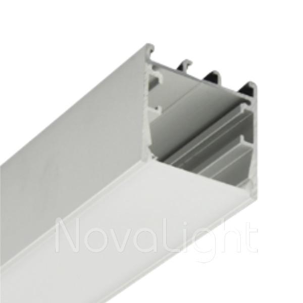 Bal 031 perfil de aluminio para tiras led 2mt - Tiras de aluminio ...