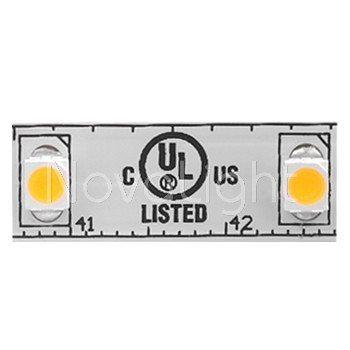 Tira LED con certificación UL CE y ROHS
