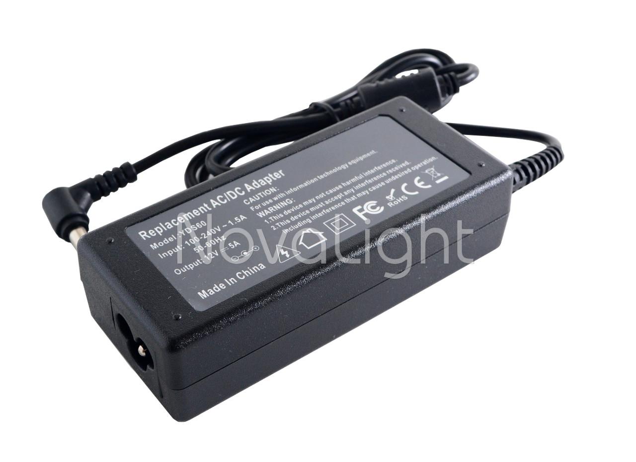 Adaptador de voltaje 12v 60w para Tiras LED y similares CCTV