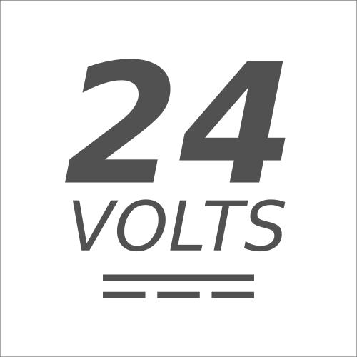 Icono de 24 volts Corriente Directa
