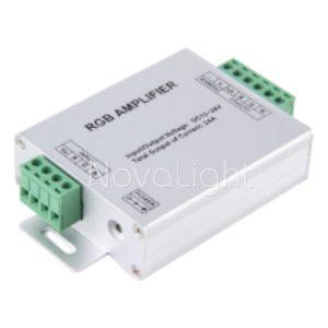 Amplificador para sistemas RGB de 12 a 24v 24A
