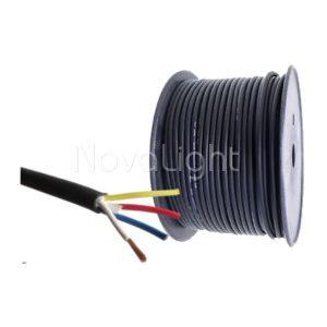 Cable RGB 4 x AWG18 Uso Rudo para Mangueras LED