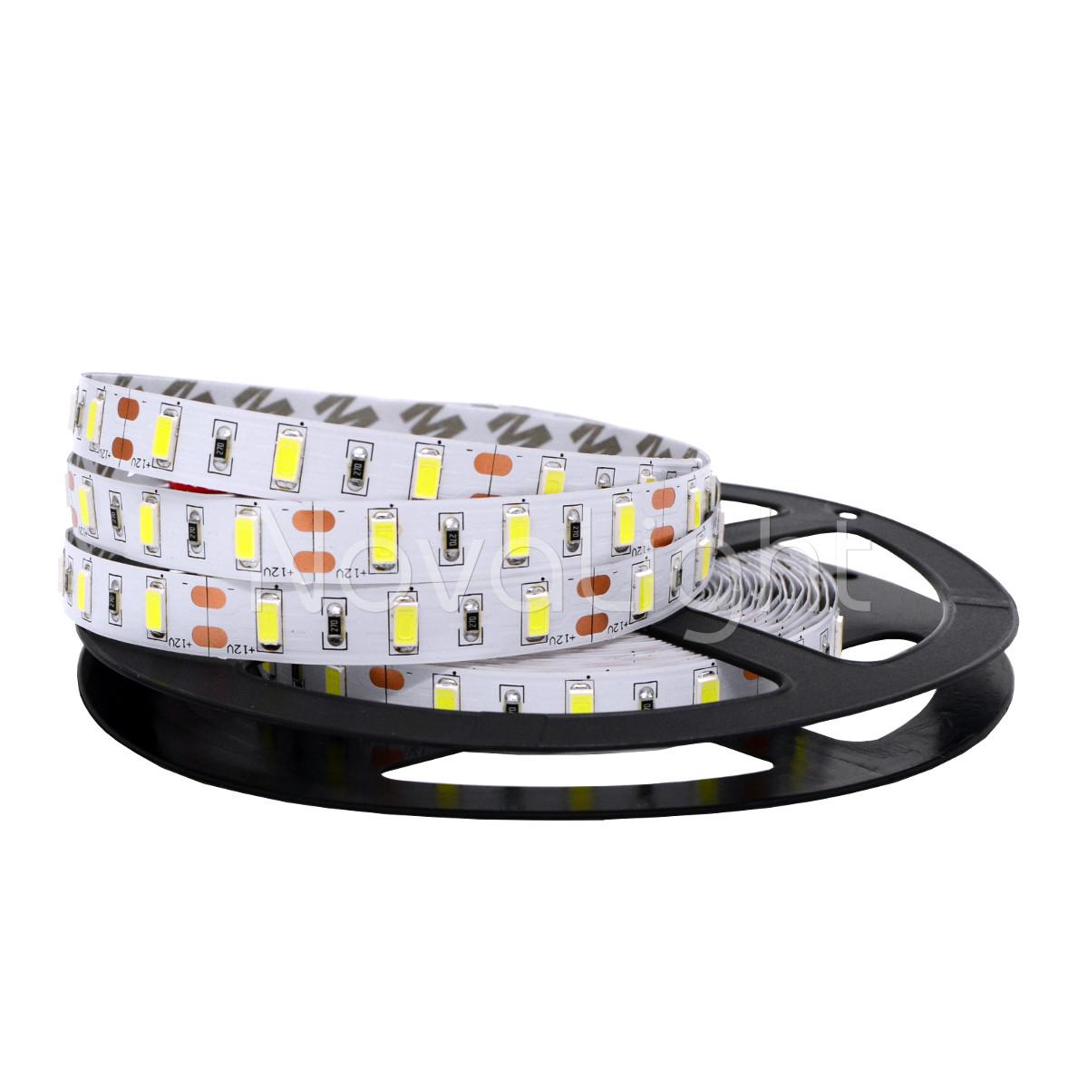 Tira LED Blanco Unicolor 300 LED 5630 IP20 12v 5mt