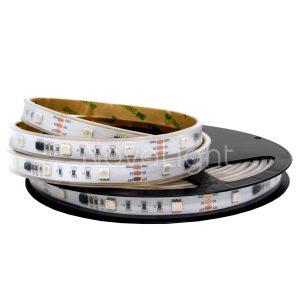 Tira LED RGB Multicolor 300 LED WS2811 IP67 12v 5mt (Digitales)