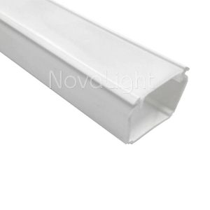 BLX110 - Perfil de PVC Plastico para uso con Mangueras LED